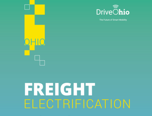 DriveOhio Releases Freight Electrification Study Co-Authored by CFO